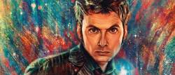 Doctor Who: The Tenth Doctor – Revolutions of Terror Graphic Novel