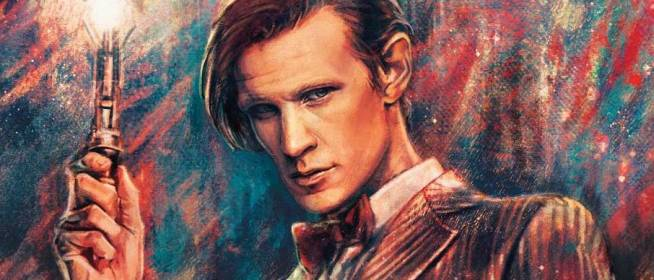 Doctor Who: The 11th Doctor Comic #1 Variant Covers & Synopsis