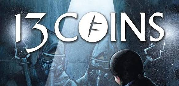 Comic Preview: 13 Coins #2
