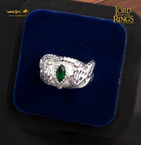 Weta's Ring of Barahir - Aragorn's Ring
