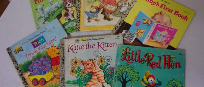 Geek Tales: Little Golden Book