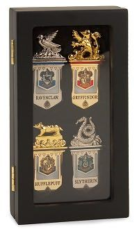 Last Minute Geek Gifts Hogwarts Bookmarks