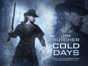 Jim Butcher - Cold Days - The Dresden Files