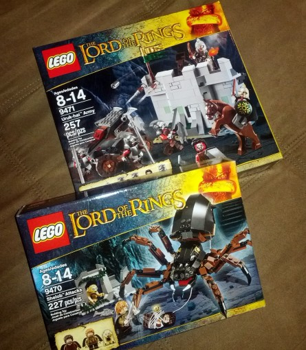 Geeky New Years Resolution - buy more Lego sets!