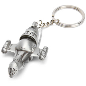 Firefly Serenity Keychain Geeky Stocking Stuffer