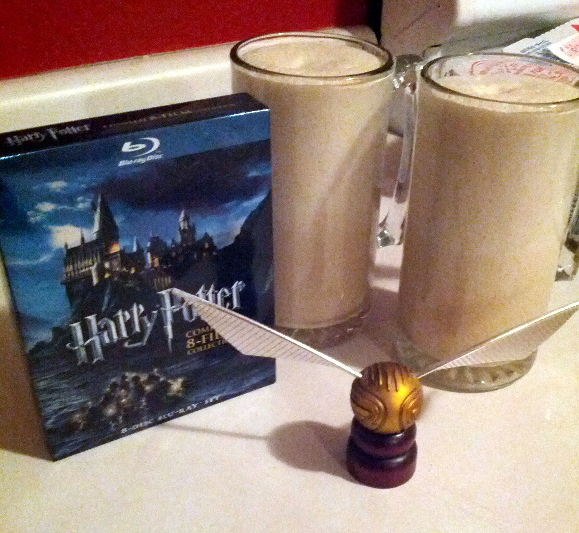 Harry Potter Movie Night