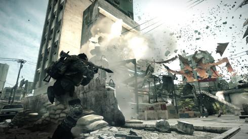 Battlefield 3 Back to Karkand Screenshot