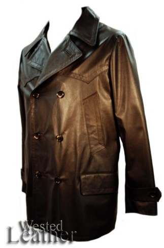 Doctor Who cosplay 9th Doctor jacket