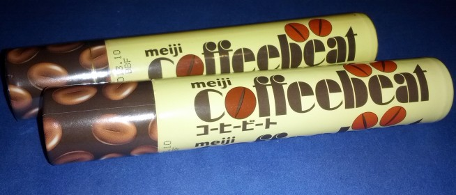 Snack Review: Meiji Coffeebeat