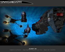 Earth Alliance Fleet Jumps In