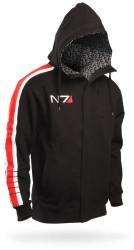 Mass Effect N7 Elite Armor Stripe Hoodie