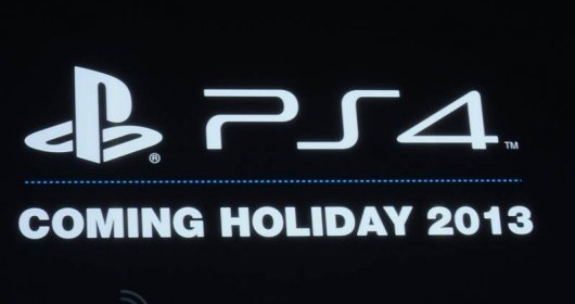 Playstation 4 Announcement, without the PS4