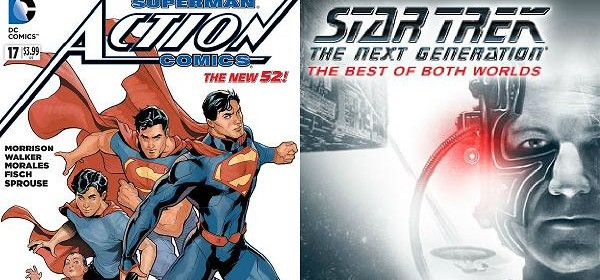 This Week in Geek: The Best of Both Worlds