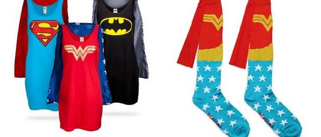 Geek Fashion: Wonder Woman
