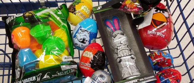 Geeky Easter Baskets and Gifts