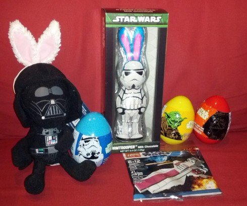 Star Wars Easter Basket Supplies