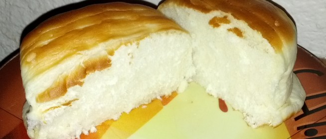Snack Review: D-Plus Hokkaido Cream Pastry Roll