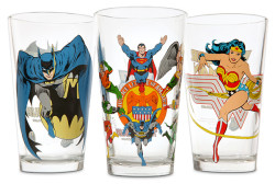 DC Pint Glasses
