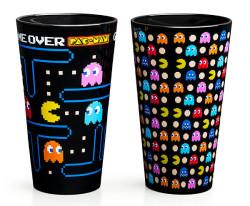 Pac-Man Pint Glass 2pack
