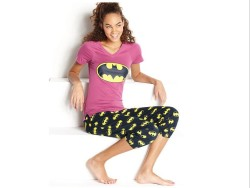 batman juniors pjs