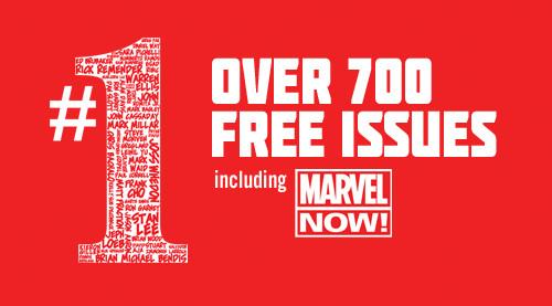Download 700 Free Comics!
