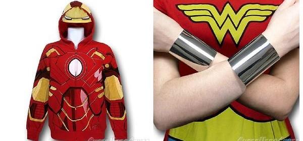 Geek Fashion: Superhero Gear