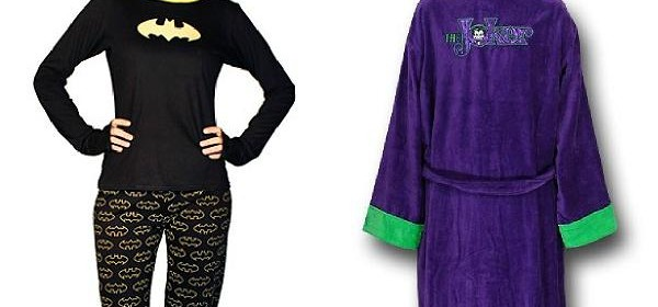 Geek Fashion: Sleepwear