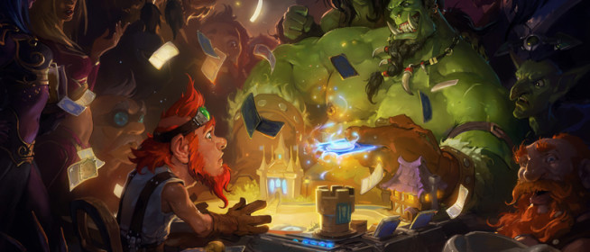 HearthStone: Heroes of Warcraft Online CCG