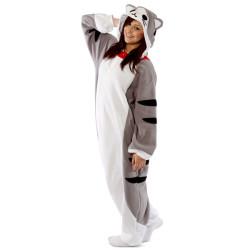 japanese kigurumi cosplay pajamas tabby