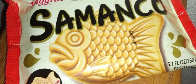 Snack Review: Samanco