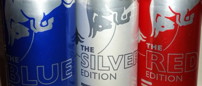 Caffeine Fix: Red Bull Editions Review