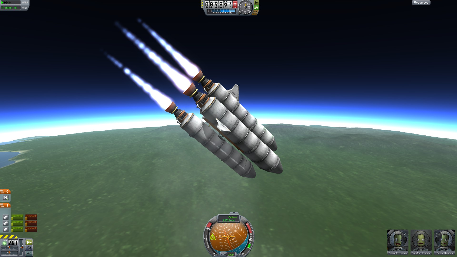 kerbal space program battlestar - photo #1