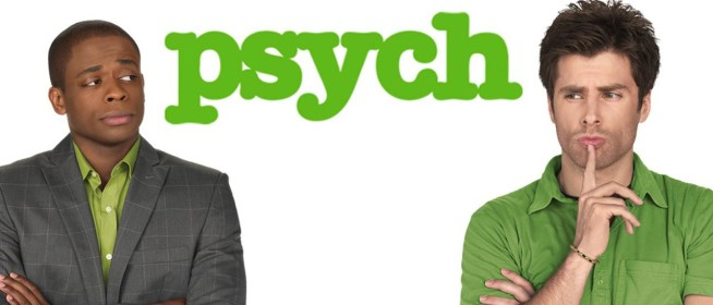 Pilot Rewatch: Psych