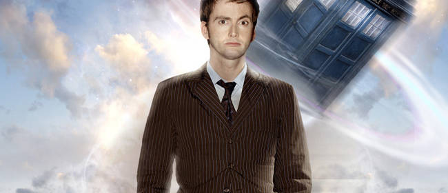 Geek Fashion: 10th Doctor Cosplay