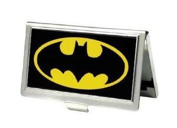 batman business card holder