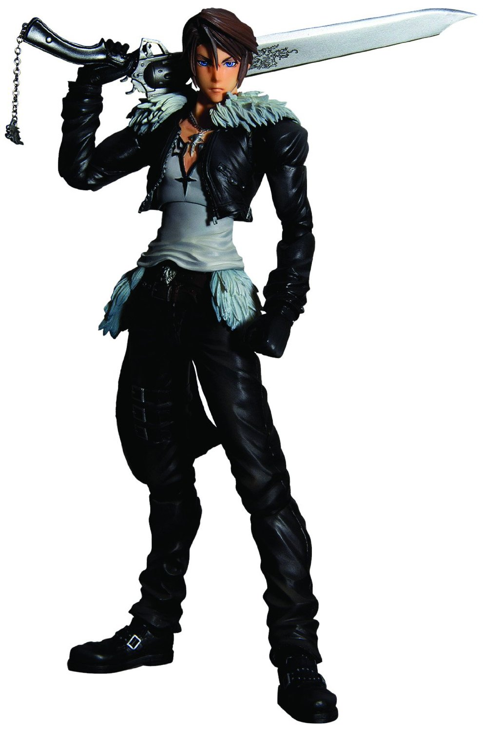 Final Fantasy Squall Action Figue
