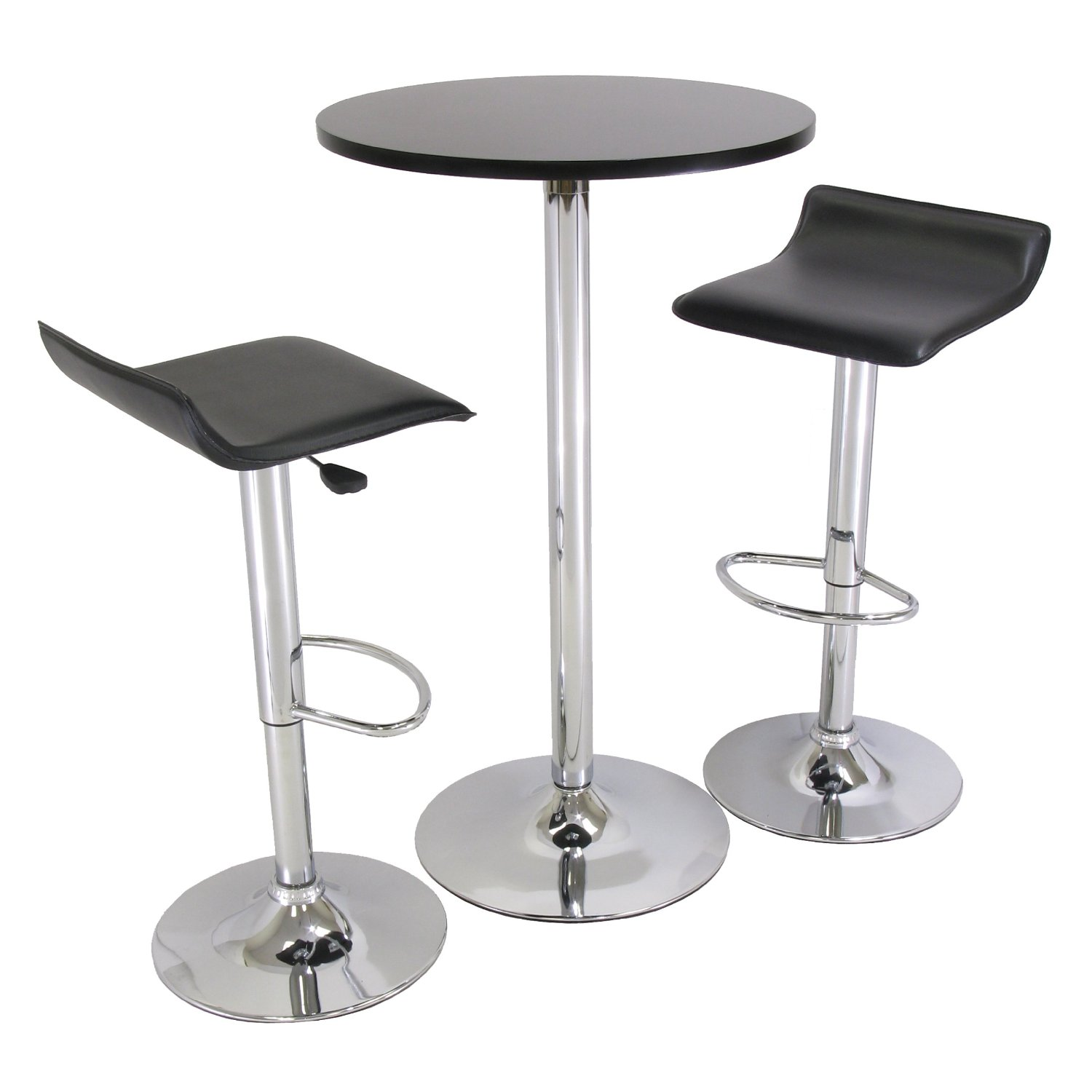 Geek home decor science fiction kitchen awkward geeks for Round pub table and chairs