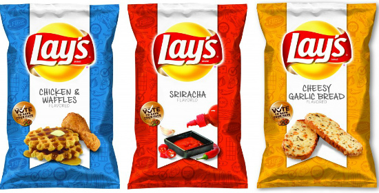 Snack Review: Lay's Limited Edition Flavors