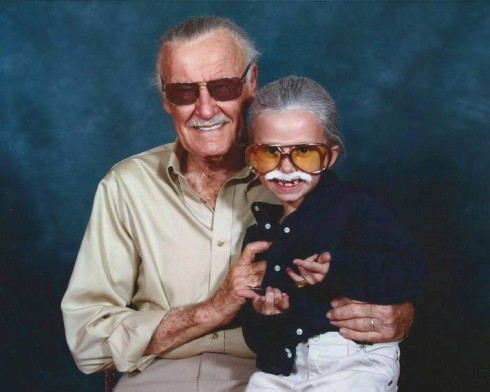 Stan Lee & Mini