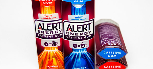Alert Energy Caffeine Gum Review