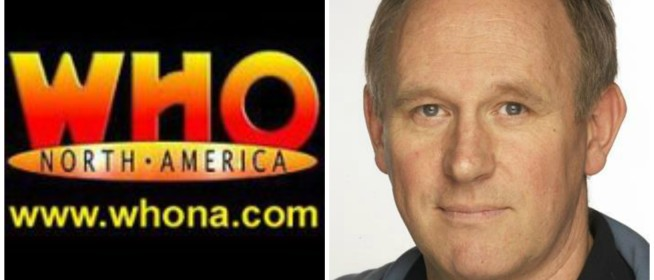 Meet Peter Davison at Who North America During GenCon