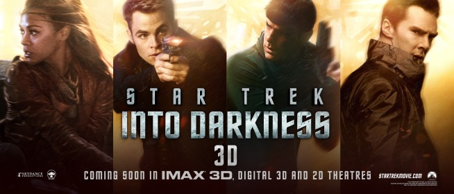 Star Trek Into Darkness Review (spoiler free)