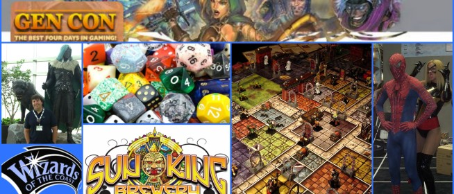 This Week in Geek: Getting Ready for Gen Con