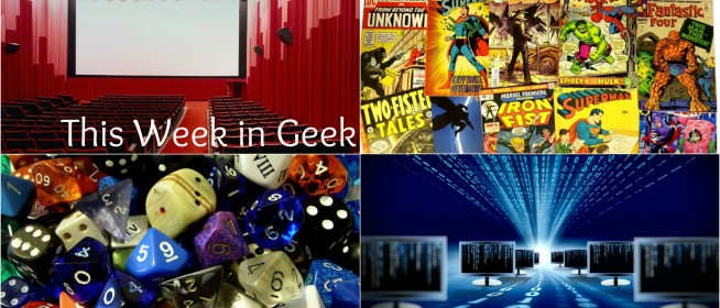 This Week in Geek: YouTube Videos & Movie Trailers