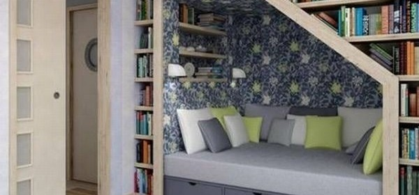 Geek Home Decor: Book Nook