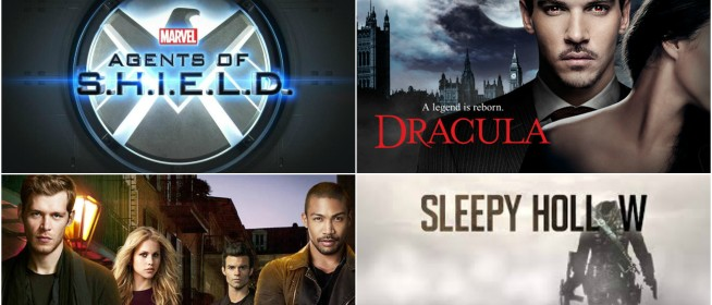 2013-2014 TV Shows for Geeks