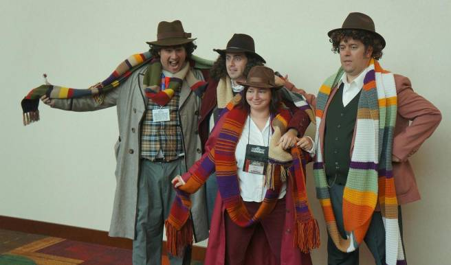 4th Doctor GenCon Cosplay