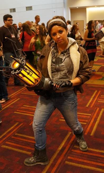 Half Life 2 cosplay gencon 2013