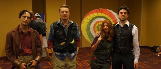 Gen Con 2013: Cosplay