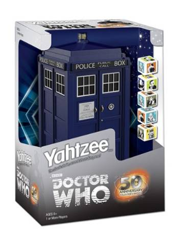 Doctor Who Yatzee